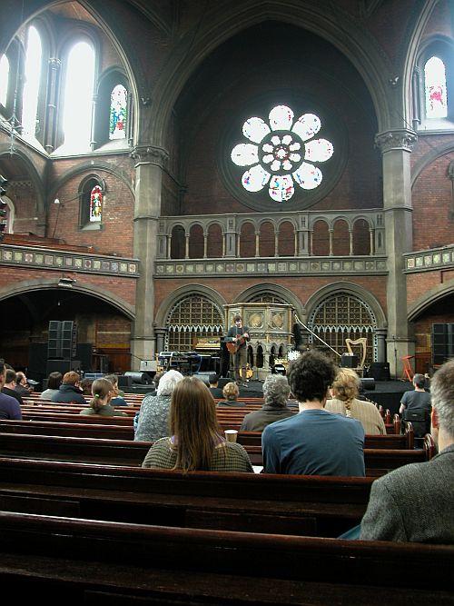 Gareth.UnionChapel.Sab07-07-2012