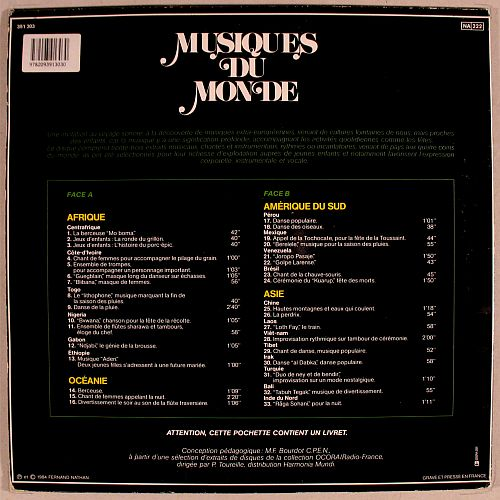 MUSIQUES DU MONDE__AA