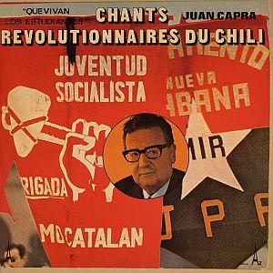 JUAN CAPRA_CHANTS REVOLUTIONNAIRES DU CHILI_QUE VIVAN LOS ESTUDIANTES