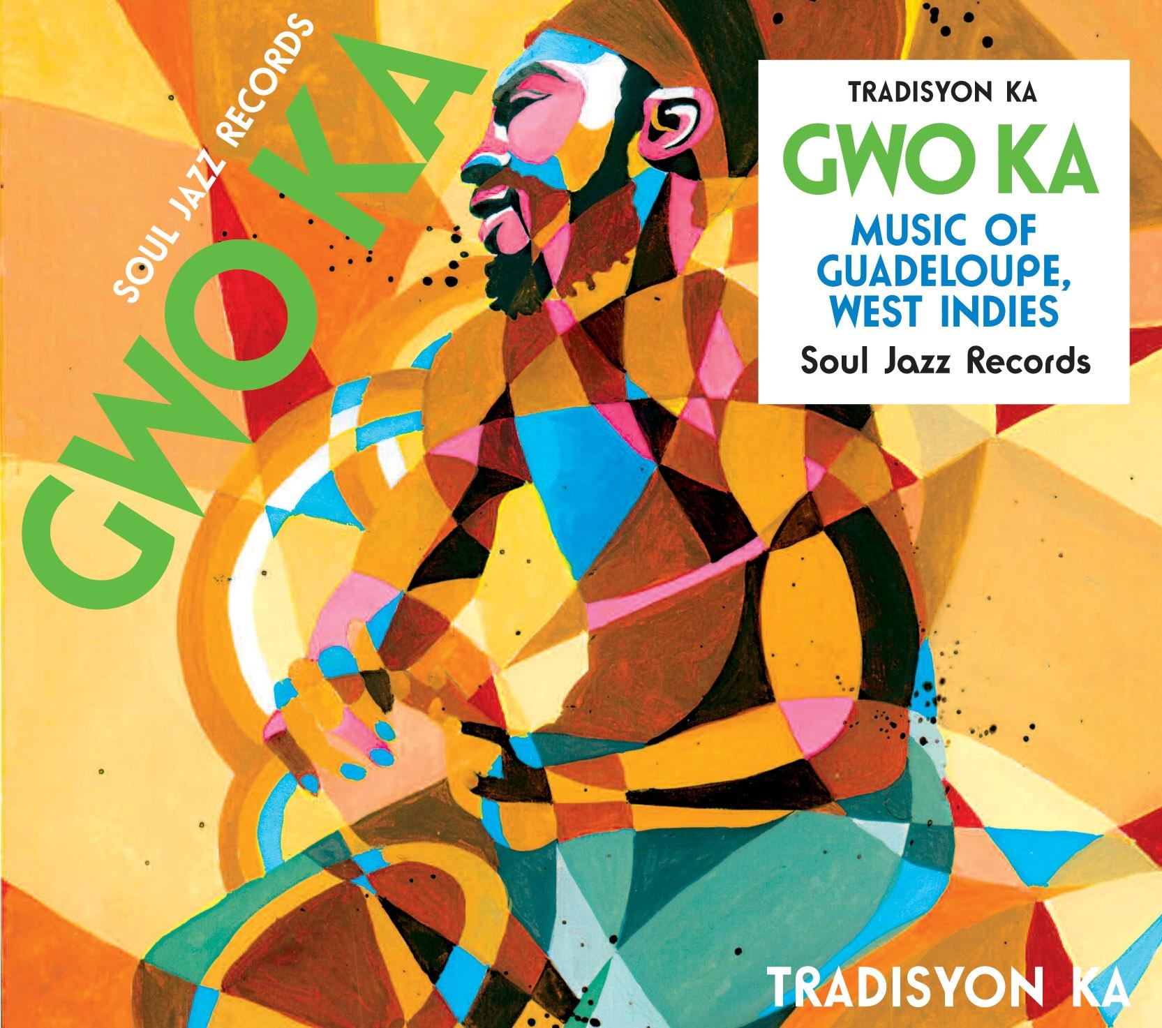 MusicTradisyon Ka - Gwo Ka Music of Guadeloupe, West Indies (2014)