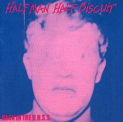 half man half biscuit - back in the dhss