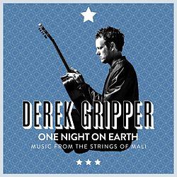 Derek Gripper - One night on earth