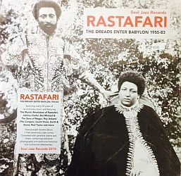 Soul Jazz Records presents Rastafari