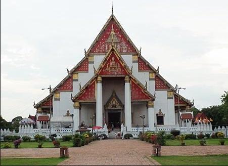 Vihara Phra Mongkhon Bophit-ahora