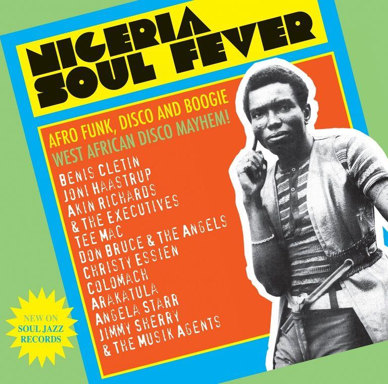 VA - Nigeria Soul Fever Afro Funk