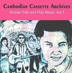Cambodian Cassette Archives
