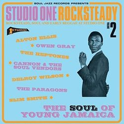 rocksteady 2-the soul of young jamaica