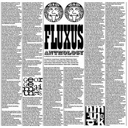 va - fluxus anthology