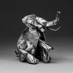 Jlin - Black Origami