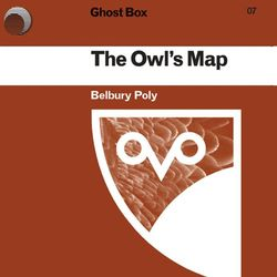 Belbury Poly the owl's map