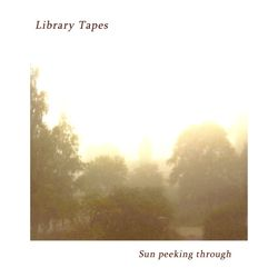 13 library tapes - sun peeking through