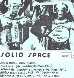Solid Space Space Museum Cassette