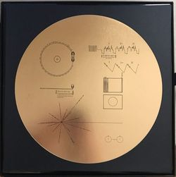 The NASA Voyager Golden Record