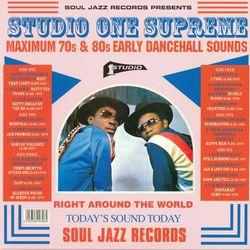 VA - Studio One Supreme; Maximum 70s & 80s Early Dancehall Sounds