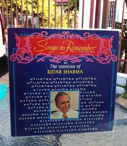 01 Kidar Sharma