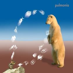 Carátula disco Pulmonía - Jirafa Ardiendo (2008)
