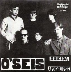 o'seis - (1966) suicida e apocalipse
