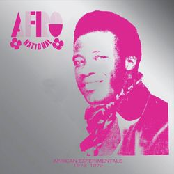 afro national - african experimentals 1972-1979