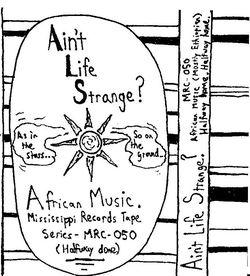 varios artistas - ain't life strange african music