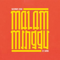 Various - Malam Minggu - A Saturday Night In Sunda